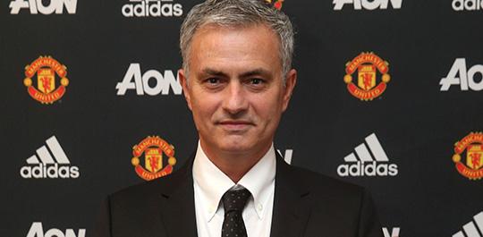 Mourinho MU Situs